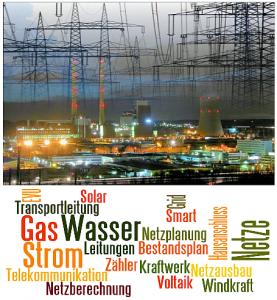 ALKIS EVU Forum Gas Strom Wasser Netze Telekomunikation